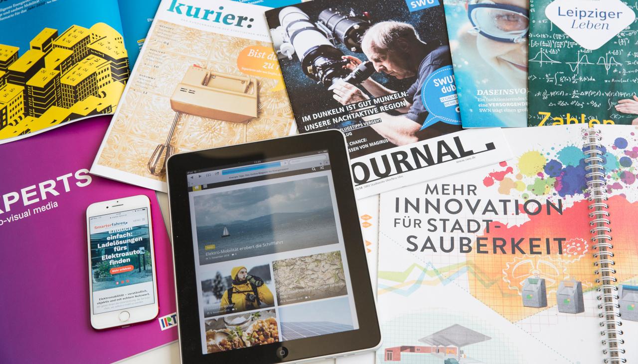Die Rolle von Print beim Aufbau von digitaler Reichweite