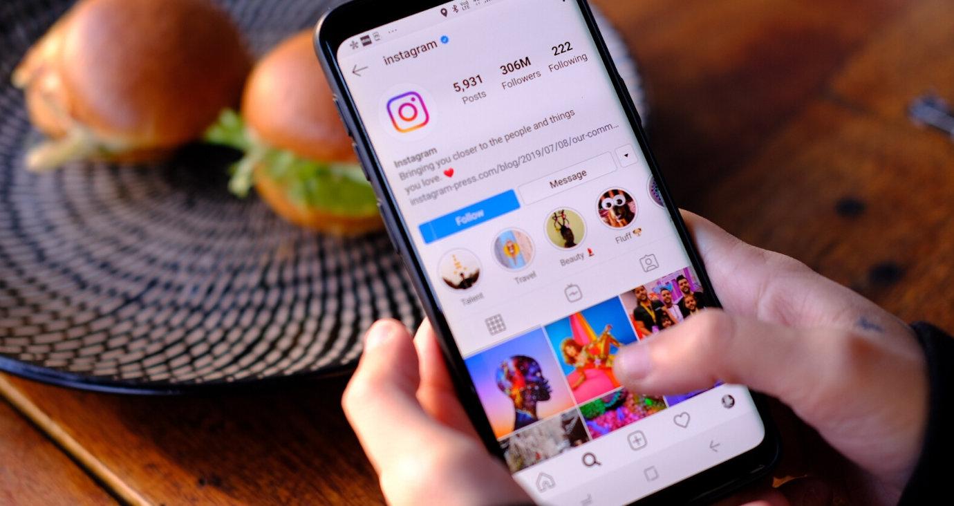 Instagram für EVU