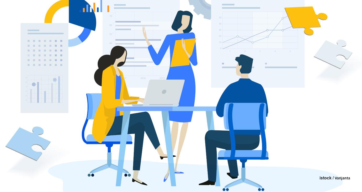 Geschäftsbericht - ein wichtiges Medium für Unternehmen